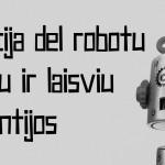 Peticija dėl robotų teisių ir laisvių garantijos